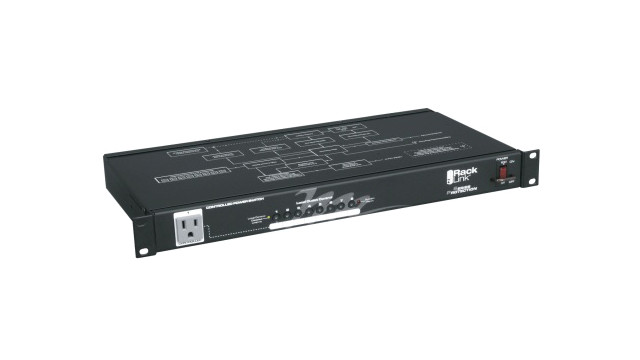 Middle Atlantic Product's RackLink Power Management System