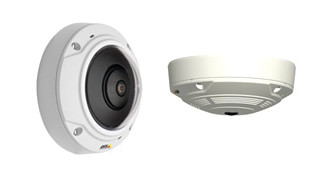 M3007-P and M3007-PV Panoramic Network Cameras