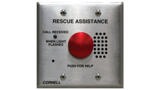 Cornell Communications 4800 Digital Rescue Assistance System