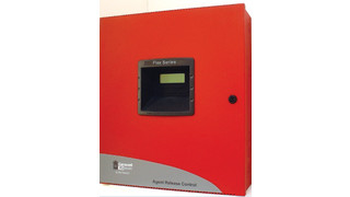 Gamewell-FCI's Flex GR506R Conventional Agent Release Control Panel