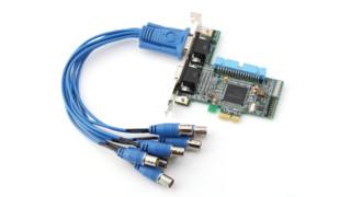 Model 812 PCI-Express 8-Channel Frame Grabber