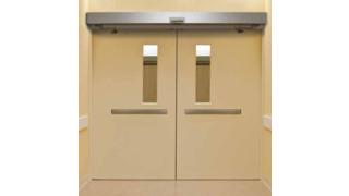 The Rite Door with Silent Electrification Option from Adams Rite