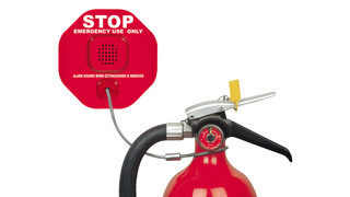 STI Fire Extinguisher Theft Stopper STI 6200