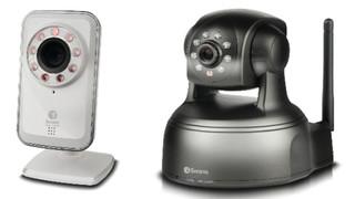 Swann's new SwannSmart and SwannEye Wireless Network Cameras
