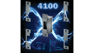 Trine Access Technology presents the 4100 electric strike