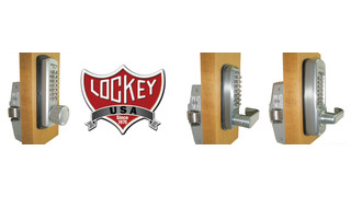 Lockey Keyless Entry for Panic Hardware