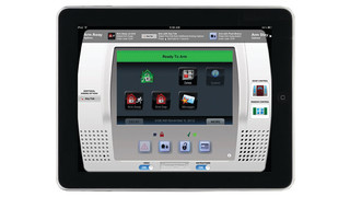 Honeywell's LYNX Touch Demo App