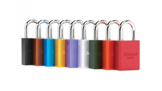 900 Series Aluminum Safety Lockout Padlocks from CCL