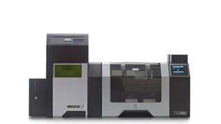 HID's Fargo HDP8500LE Industrial Card Laser Engraver