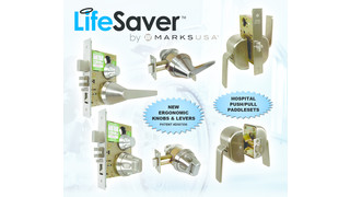 Institutional Life Safety Locksets from Marks USA