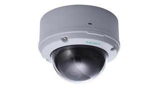 Moxa's VPort P26 Outdoor Dome Camera
