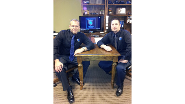 Business busts burglary in progress with video