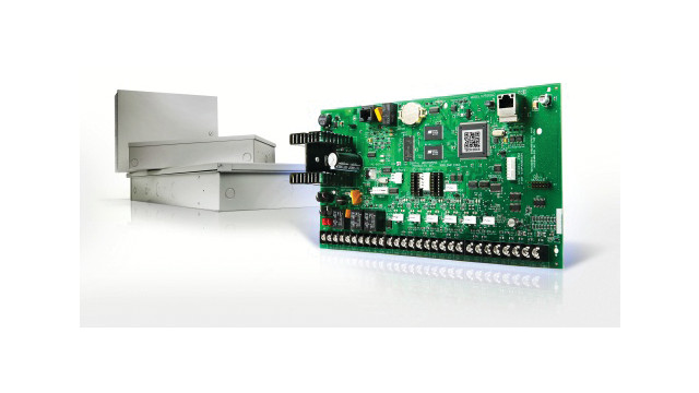 Dmp S Xr150 350 550 Series Intrusion Panels