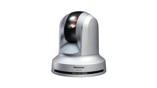 Panasonic's AW-HE60 Series PTZ Cameras