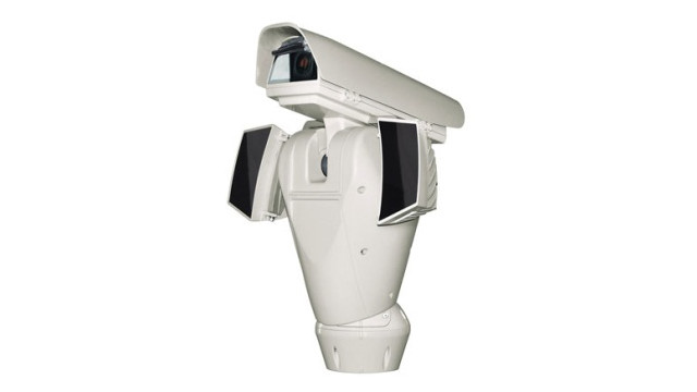 SightLogix's SightTracker technology automatically steers Videotec PTZ cameras