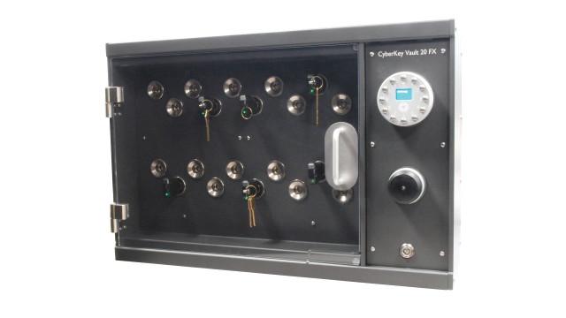 Videx' CyberKey Vault 20 FX