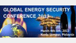 Global Energy Security Conference