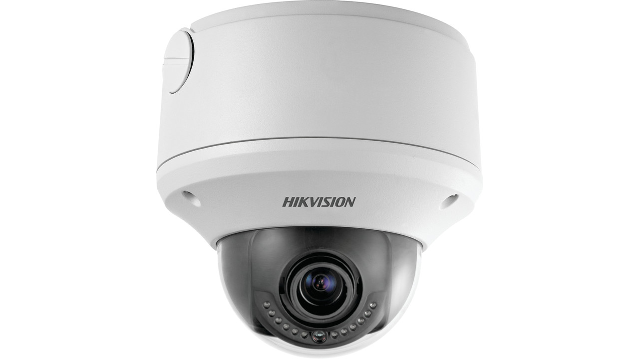Hikvision Vandal Resistant Dome Camera Securityinfowatch Com