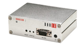 Barix IP audio solution