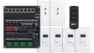 HAI by Leviton's distributed audio solution