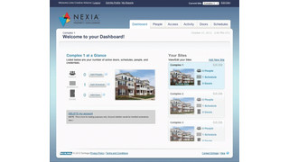 Schlage's Nexia Property Intelligence Residential Access Control Solution