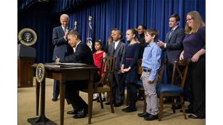 Obama whiffs on school security
