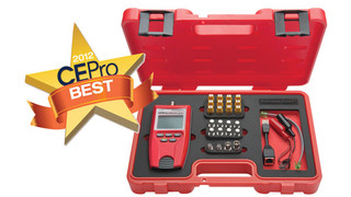 Platinum Tools' T129K1 Test Kit for VDV MapMaster 2.0