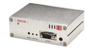 Barix IP audio solution