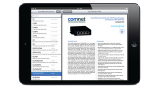 ComNet announces mobile app that identifies signal transmission solutions