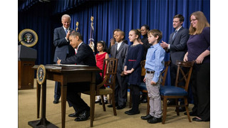Obama whiffs on school security