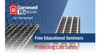 Gamewell-FCI Seminars to Educate on Emergency Planning