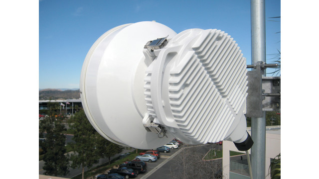 Trango Systems' StrataLink 24 Wireless Backhaul Solution