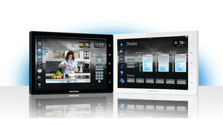 Crestron TSW-1050 touch screen