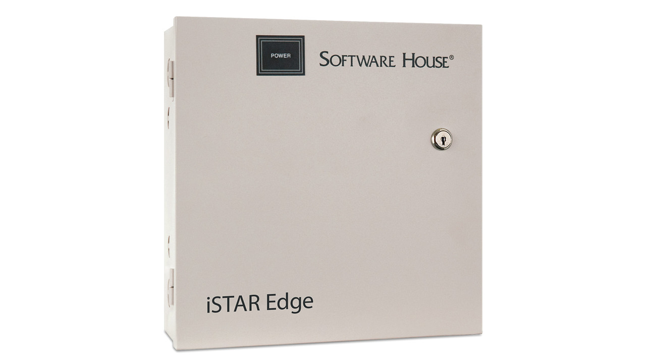 poe wiring diagram single reader istar edge controller from software house  single reader istar edge controller from software house