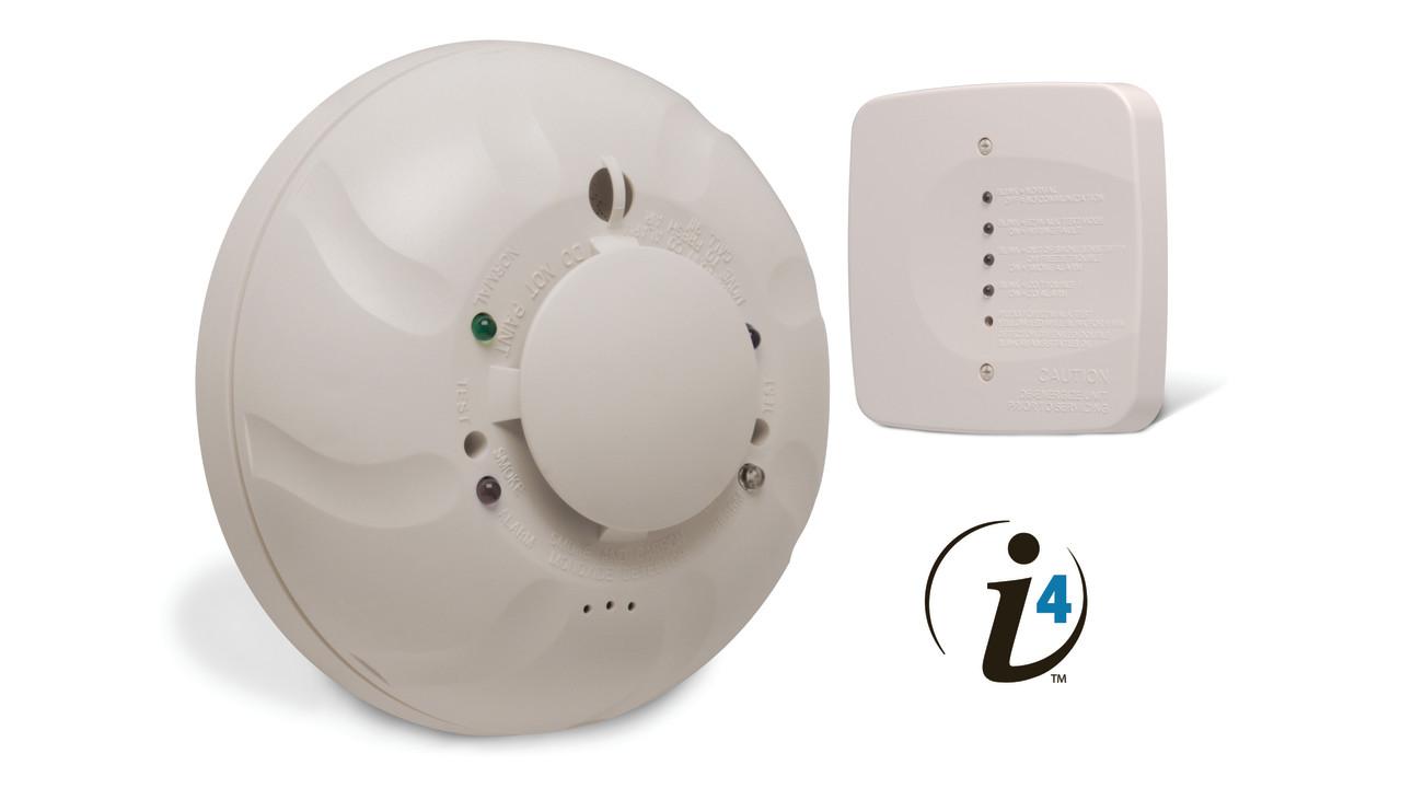 I4 Series Combination Carbon Monoxide Co Smoke Detector
