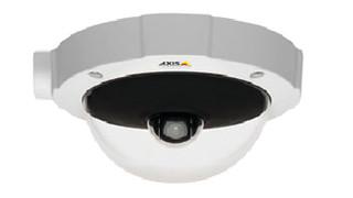 Axis' M50-V PTZ Dome Camera