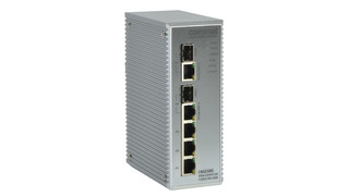 Hardened Managed Ethernet Switches