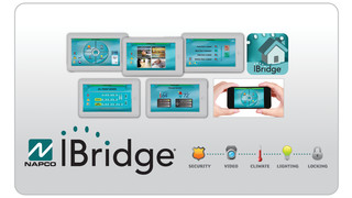 Napco's iBridge Connected Home Services