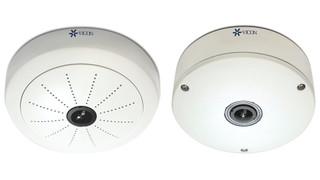 Vicon's V9360 Hemispheric Cameras
