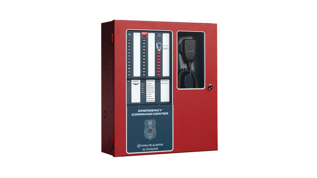 Fire-Lite Alarms' Emergency Command Center Mass Notification System
