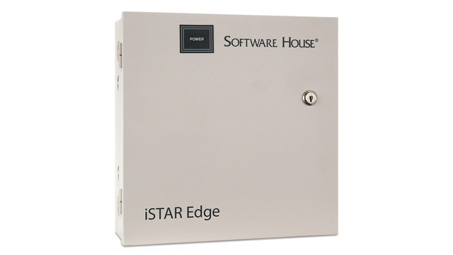 Singlereader iSTAR Edge Controller from Software House – Istar Controller Wiring Diagram