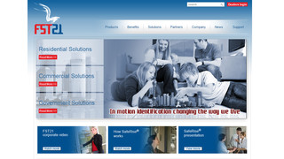 FST21 uveils new Website showcasing Featured technologies and capabilities