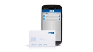 iCLASS Seos smart card