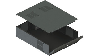 VMP to feature DVR-LB3 DVR lockbox at ISC West 2013