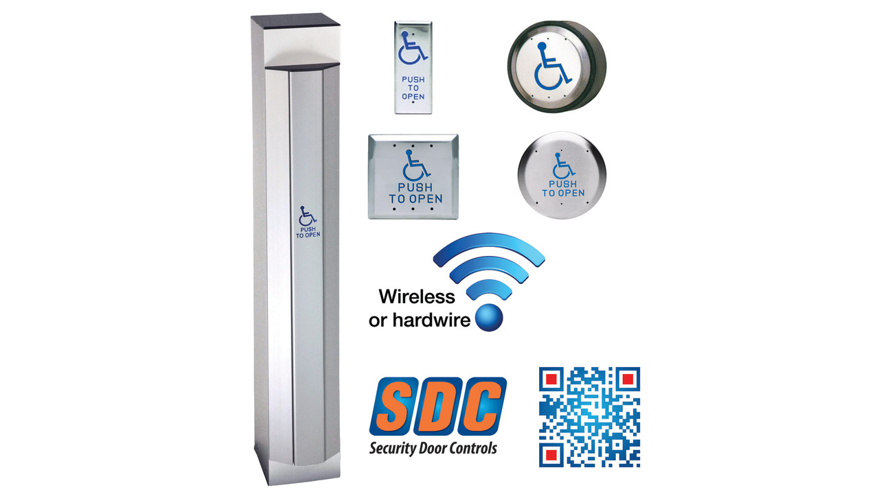 Ada Compliant Solutions From Sdc Securityinfowatch Com
