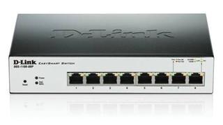 D-Link EasySmart PoE Switch