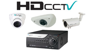 HDcctv products from Everfocus