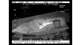 Thermal imaging plays major role in bombing manhunt