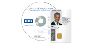pivCLASS Registration Engine and Certificate Manager from HID Global
