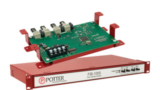 Fire Alarm Control Panel Expansion Cards from Potter